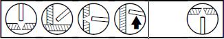 Elga P43 suðustöður