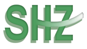 SHZ logo
