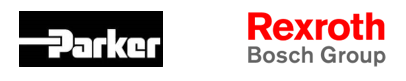 BR Parker logo